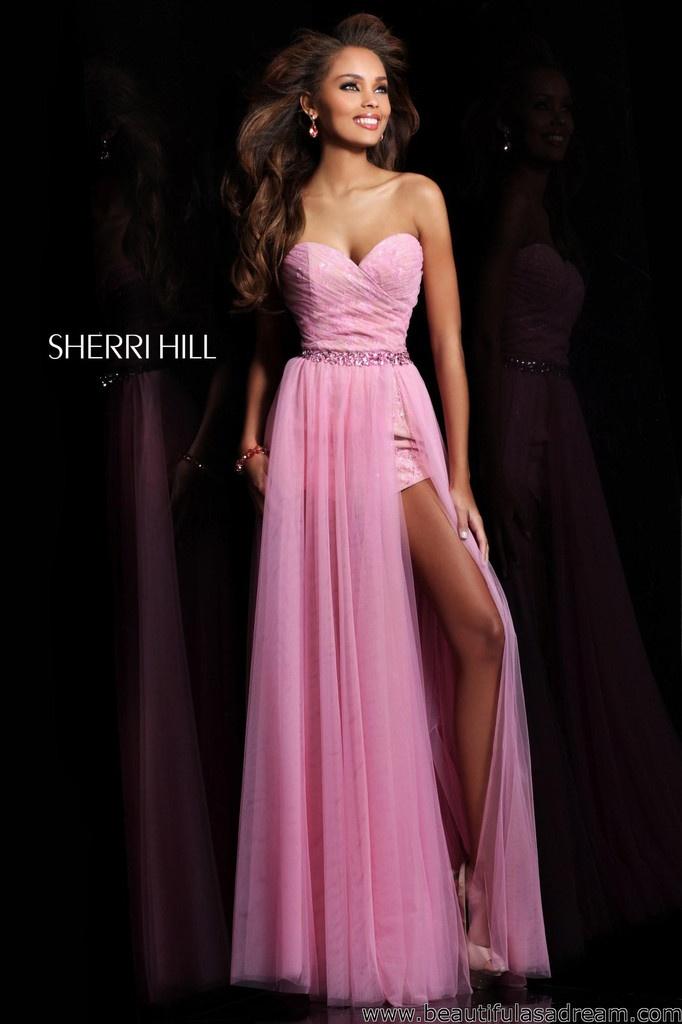 146 best Sherri Hill images on Pinterest | Sherri hill prom dresses ...