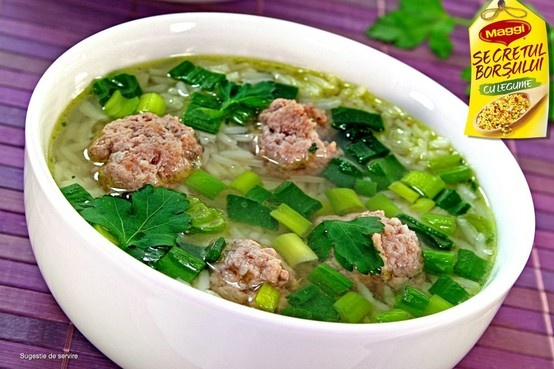 Fish meatball soup // Ciorba de perisoare din peste -> https://www.facebook.com/photo.php?fbid=386744118065684=a.365257290214367.82687.287189181354512=3=1