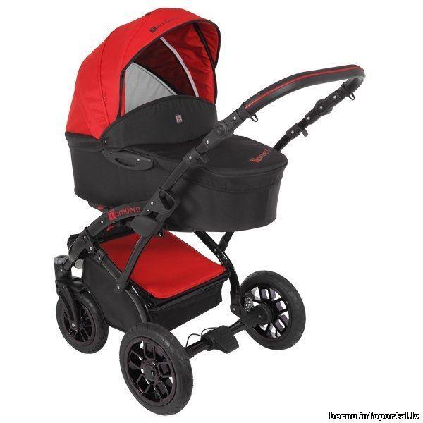 Универсальная коляска 2 в 1 Tutek Tambero (черная рама) - Детские коляски компании TUTEK - Детские коляски - Товары для детей - Детские коляски, кроватки, манежи