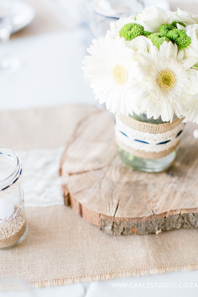 Rustic wedding ideas. Done by Blushing Rose