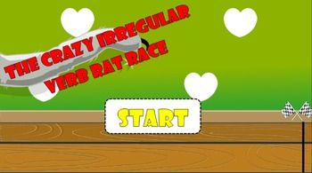 Here is a fun game to practice English irregular verbs! This game contains more than 75 irregular verbs. The player has to write the verbs in their simple past forms to make his/her rat move faster. The verbs will be randomly selected each time. There is also a score system available in the game that allows the player to persevere to get a better score each time.