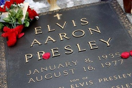 35th Anniversary of Elvis' death