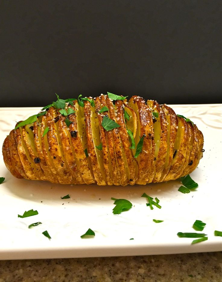 Hasselback Potatoes actually got their name from the restaurant where they were first introduced in the 1940s, Hasselbacken in Stockholm, Sweden. They were calledhasselbackspotatis. Hasselback Po…