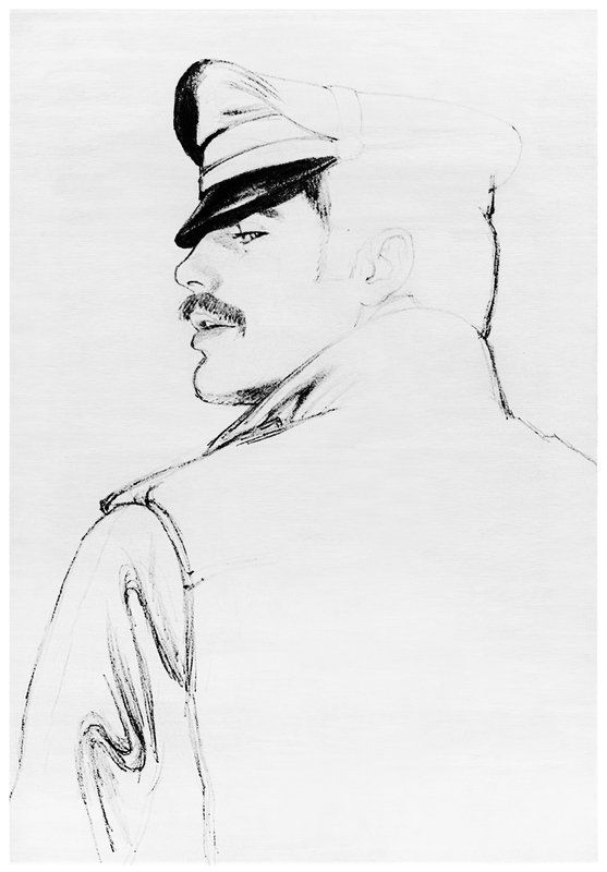 Tom of Finland, Untitled Rug