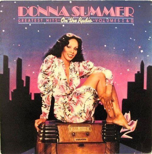 Donna Summer - On The Radio: Greatest Hits Vol.1 & 2 Canada  79 2 LP Vinyl