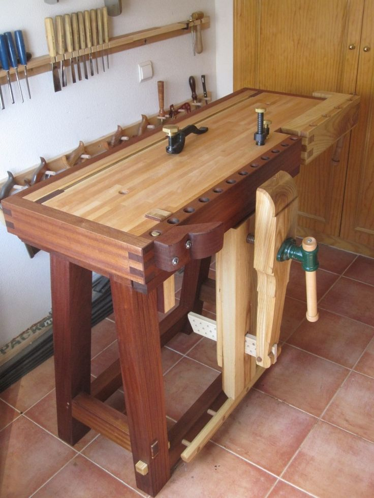 This is my newest workbench I offer custom-made to anyone who wants to purchase one.