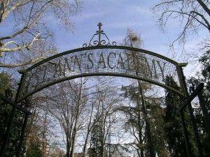 St. Ann's Academy  in Victoria