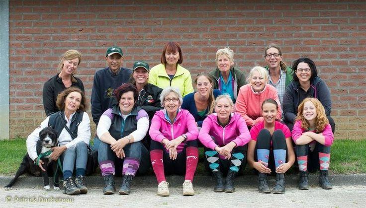 Dit is onze parelligroep. Parelli is een onderdeel van Natural Horsemanship. Als voorzitter van deze groep regel ik nieuwe leden, maak de roosters en houd contact met de parelli trainers.