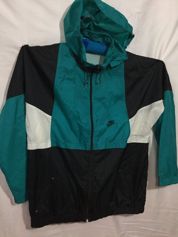chaquetas nike verdes