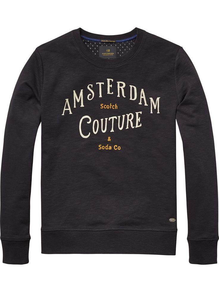Amsterdam Couture Sweater | Sweater | Herrenbekleidung von Scotch & Soda
