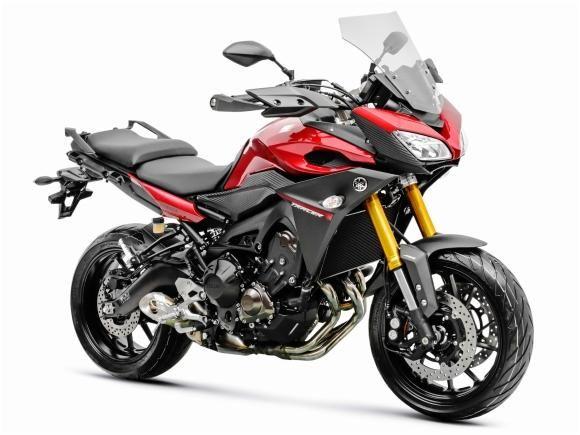 Yamaha MT-09 Tracer leva aventura para o S2R