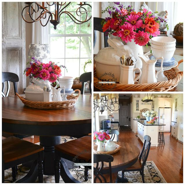 Coffee Table Stonegable: 51 Best Decorating With Trays Images On Pinterest