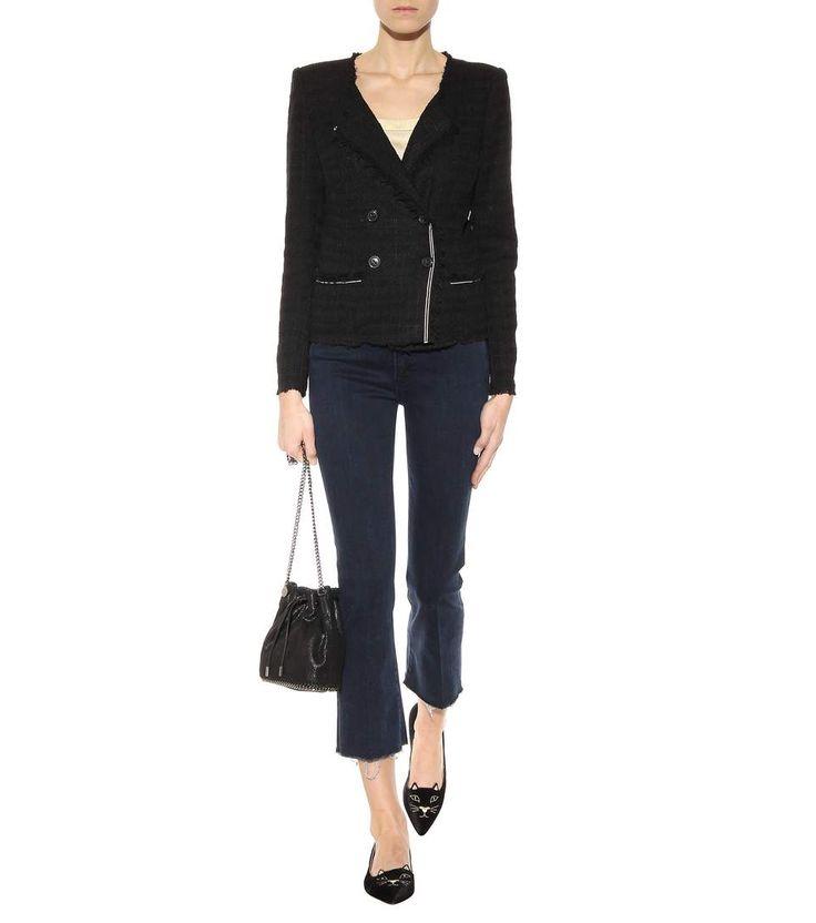 mytheresa.com - Slipper Mid-Century Kitty - Luxury Fashion for Women / Designer clothing, shoes, bags