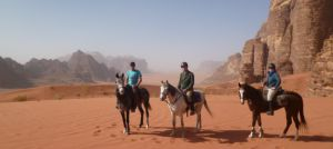 A 10 days Horse riding Tour in Jordan including Wadi Rum and the one and only Petra!