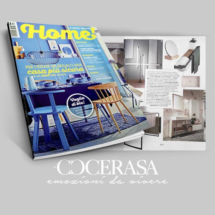 Home Magazine - Maggio 2017 #press #release