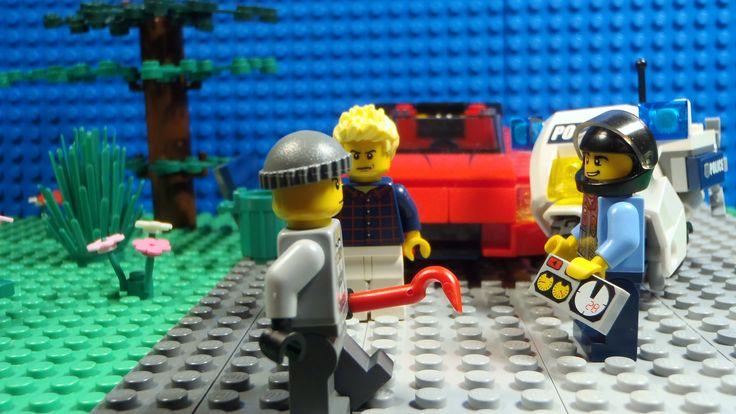 Lego Photo Film City - Jail Break (trailer)