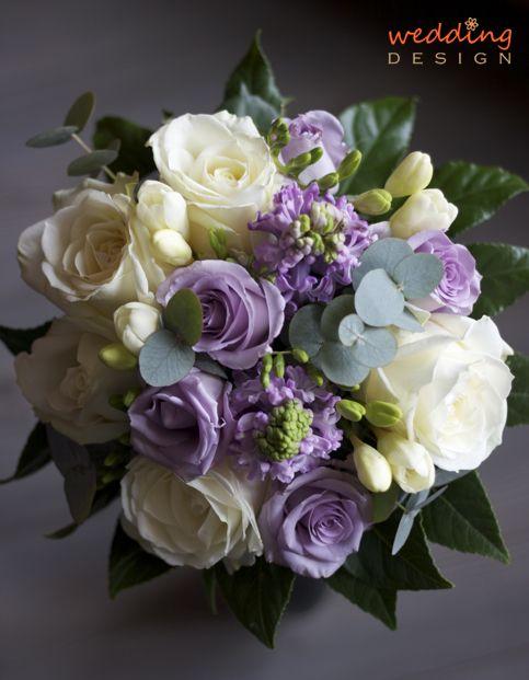 menyasszonyi csokrok eskuvoi dekoracio eskuvo , menyasszonyi csokor lila menyasszonyi csokor