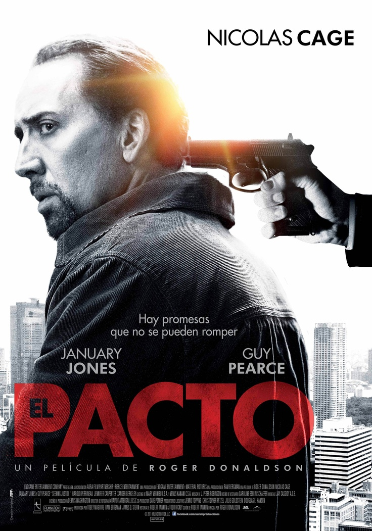 2011 - El pacto - Seeking Justice - tt1214962