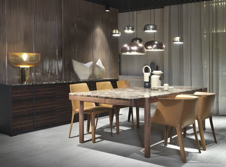 Carlo Colombo Design.Flexform 2018 Collection Carlo Colombo Design