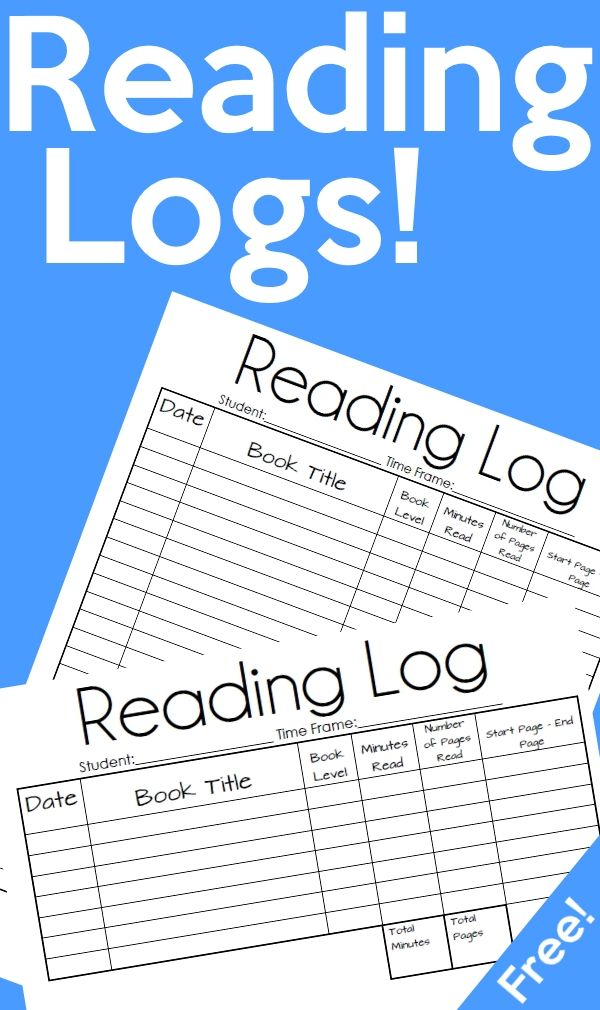 Best 25+ Weekly reading logs ideas on Pinterest Reading record - reading log template