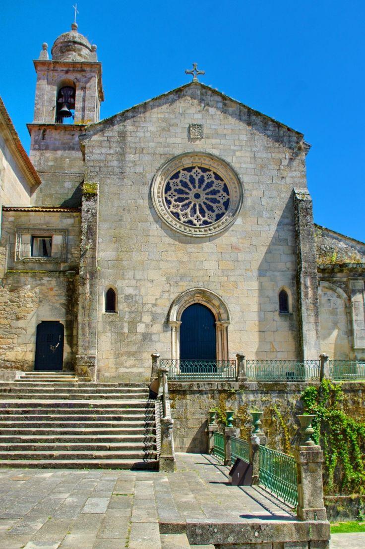 Monasterio de San Francisco, Pontevedra.