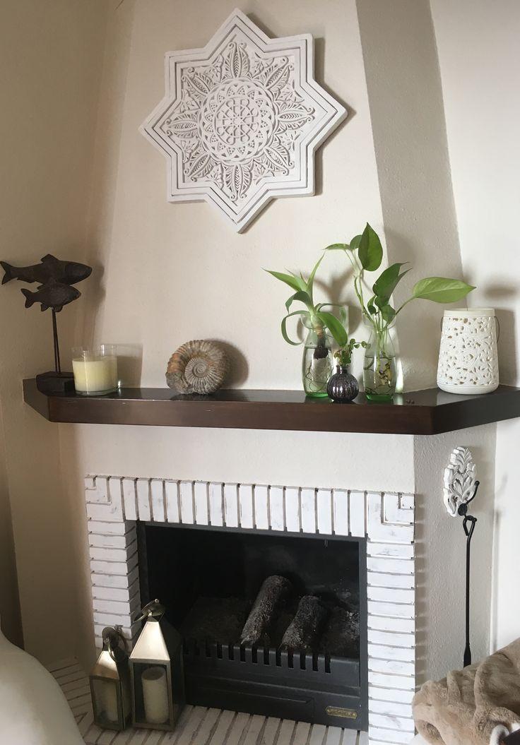 M s de 25 ideas incre bles sobre chimeneas de esquina en - Ideas para chimeneas ...