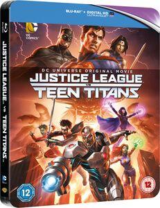 Justice League Vs Teen Titans - Zavvi Exclusive Limited Edition Steelbook…