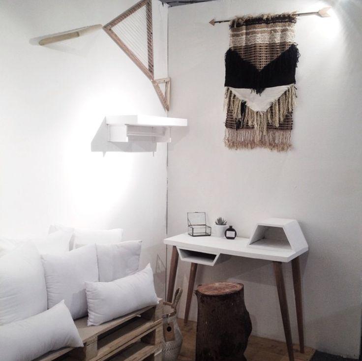 SVAS Living booth at Brightspot Market, October 2014