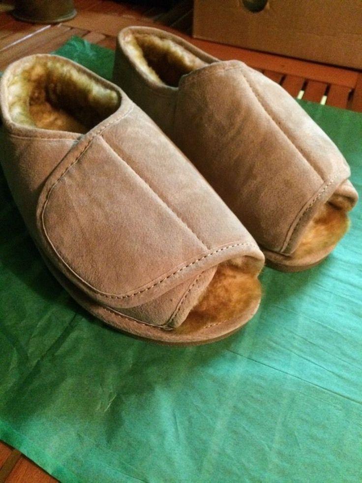 Old Friend Slippers Size 10 15 Men'S | eBay