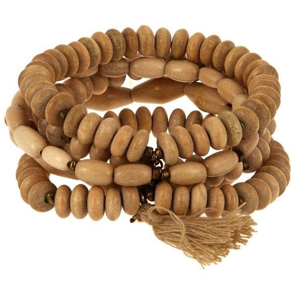 Isabel Marant Berbere bracelet ($215) ❤ liked on Polyvore featuring jewelry, bracelets, isabel marant jewelry, tassel jewelry, isabel marant and floral jewelry