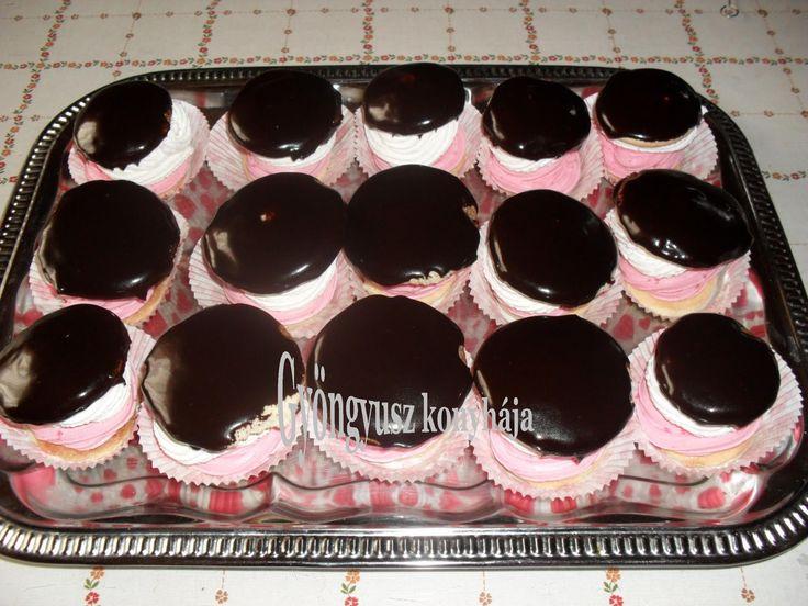 Gyöngyusz konyhája és cukrászdája: Süteményeim folytatás