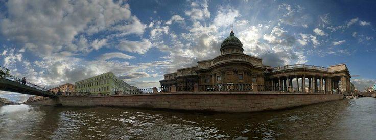 Kazan is the cathedral church. The calendar of a Defa company.  2009. Vladimir Brylyakov.