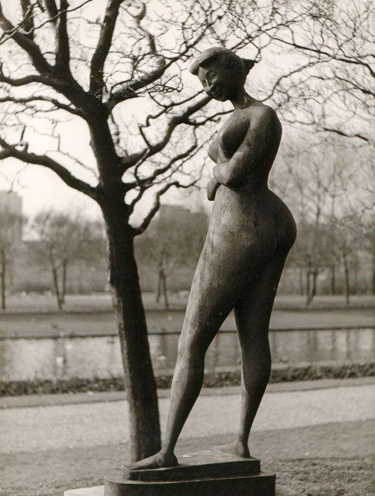 Marcello Masherini, Nuda che ride (1953), Museum Boijmans van Beuningen, Rotterdam