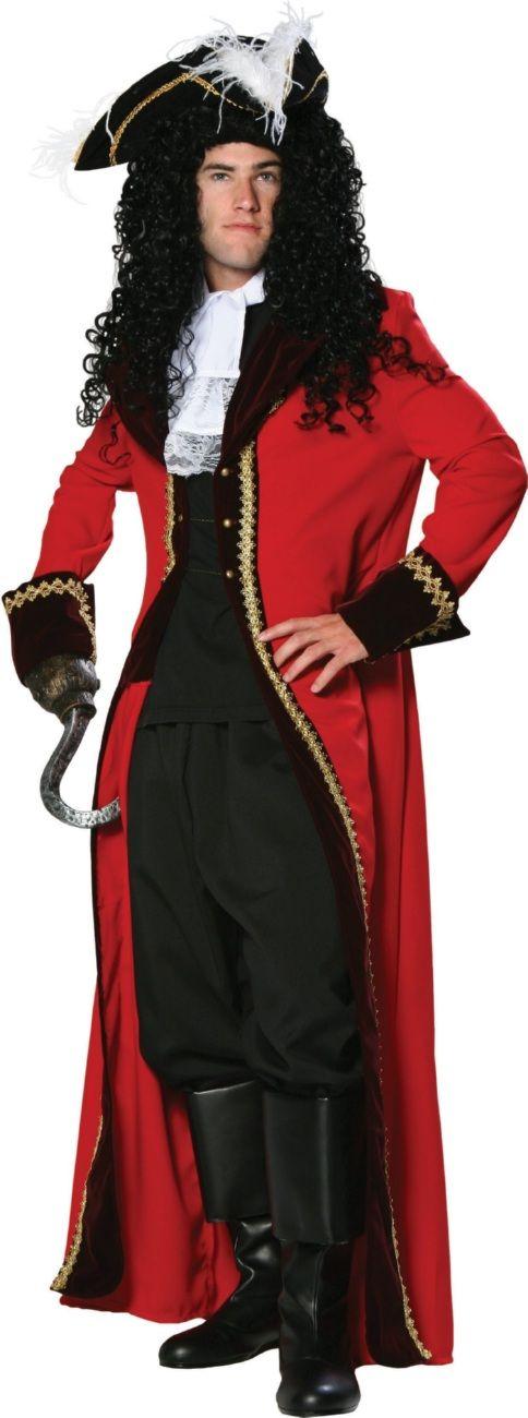 Best 25 Captain hook costume ideas on Pinterest Captain