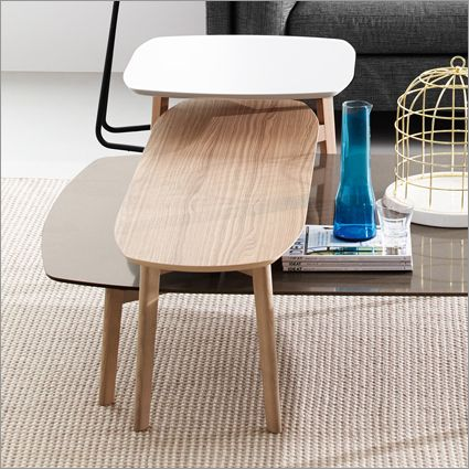 match coffee table, double top by studio 28