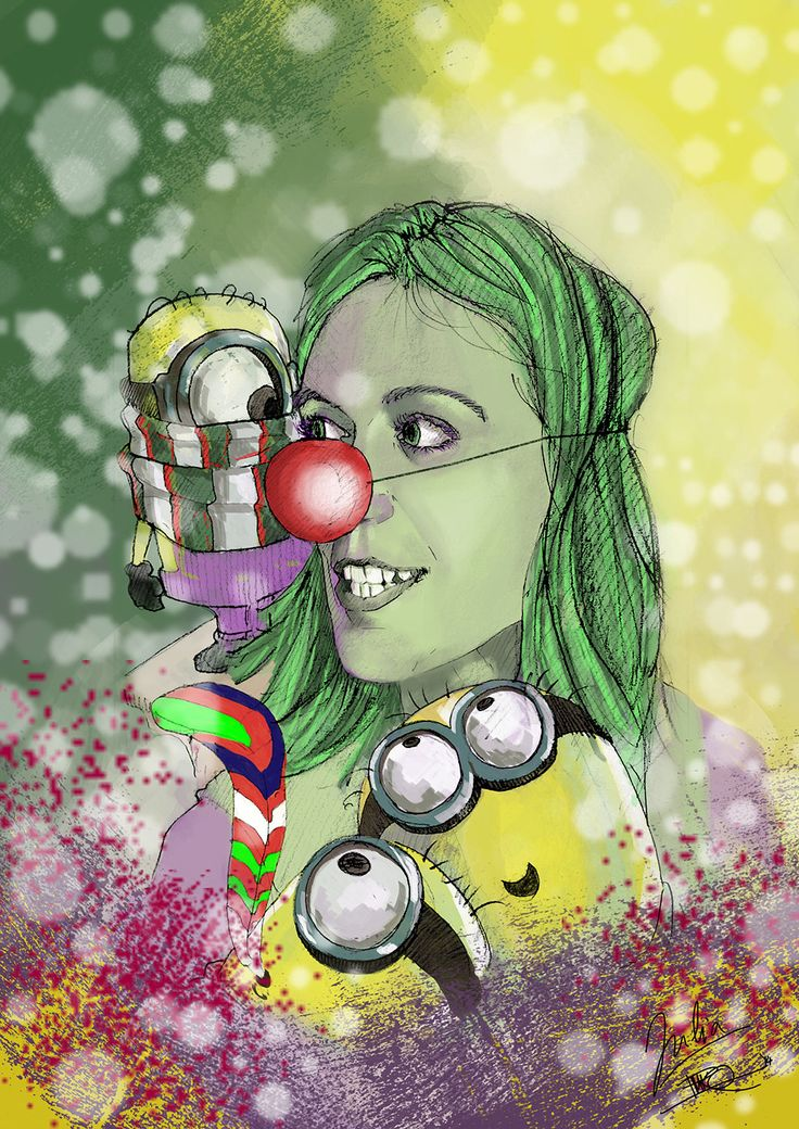 Minion Love 2, Marko Pudar on ArtStation at http://www.artstation.com/artwork/minion-rush-1