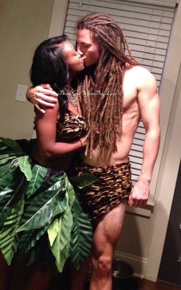 Costume ideas for interracial couples