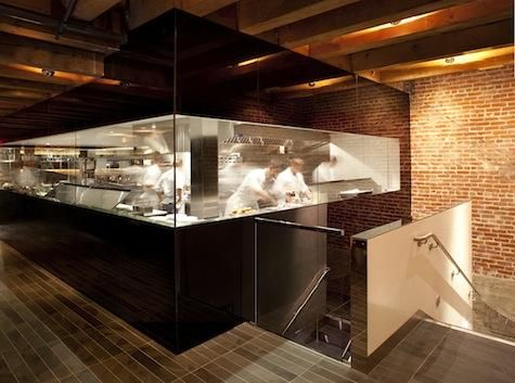 Awesome Restaurant Visit: Twenty Five Lusk By CCS Architecture. Open Kitchen  RestaurantRestaurant BarRestaurant DesignBar ... Part 25