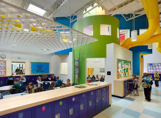 Modern Classroom Environment : Modern elementary classroom design pixshark