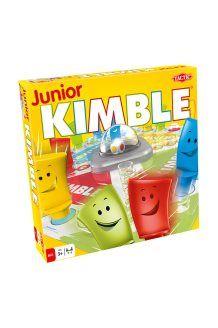 Junior Kimble le jeu des petits chevaux - Dès 3 ans