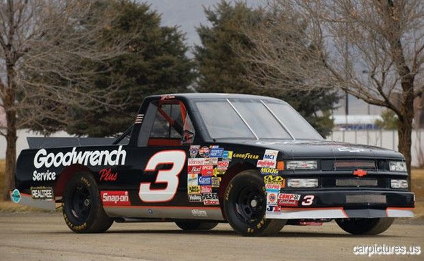 1996 Chevrolet Silverado NASCAR Racing Truck (Jay Sauter)