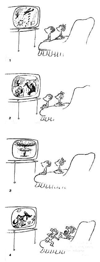 (Продолжение. Начало подборки см. здесь , тут и там ) В этом (кстати предпоследнем) выпуске подборки собраны карикатуры и иллюстрации Jean-Jacques Sempé о детях. Надо ли говорить, что присущие большинству его работ лёгкий стиль, добрый юмор и трогательная ирония необычайно удачно ложатся на…