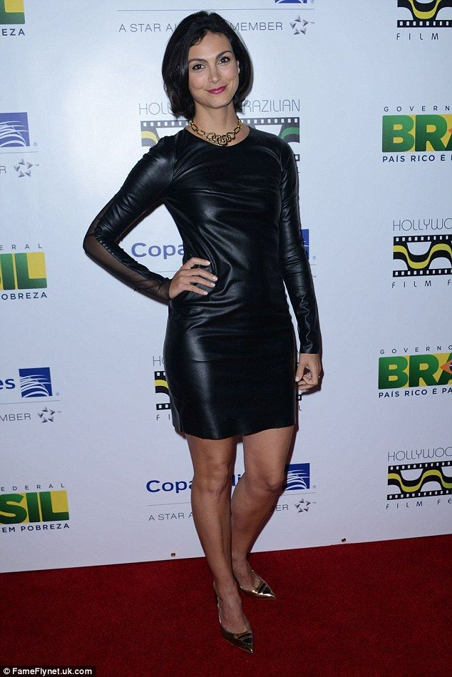 48 Best Style File Morena Baccarin Images On Pinterest