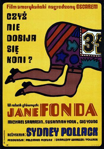http://www.filmweb.pl/film/Czyż nie dobija się koni-1969-32735
