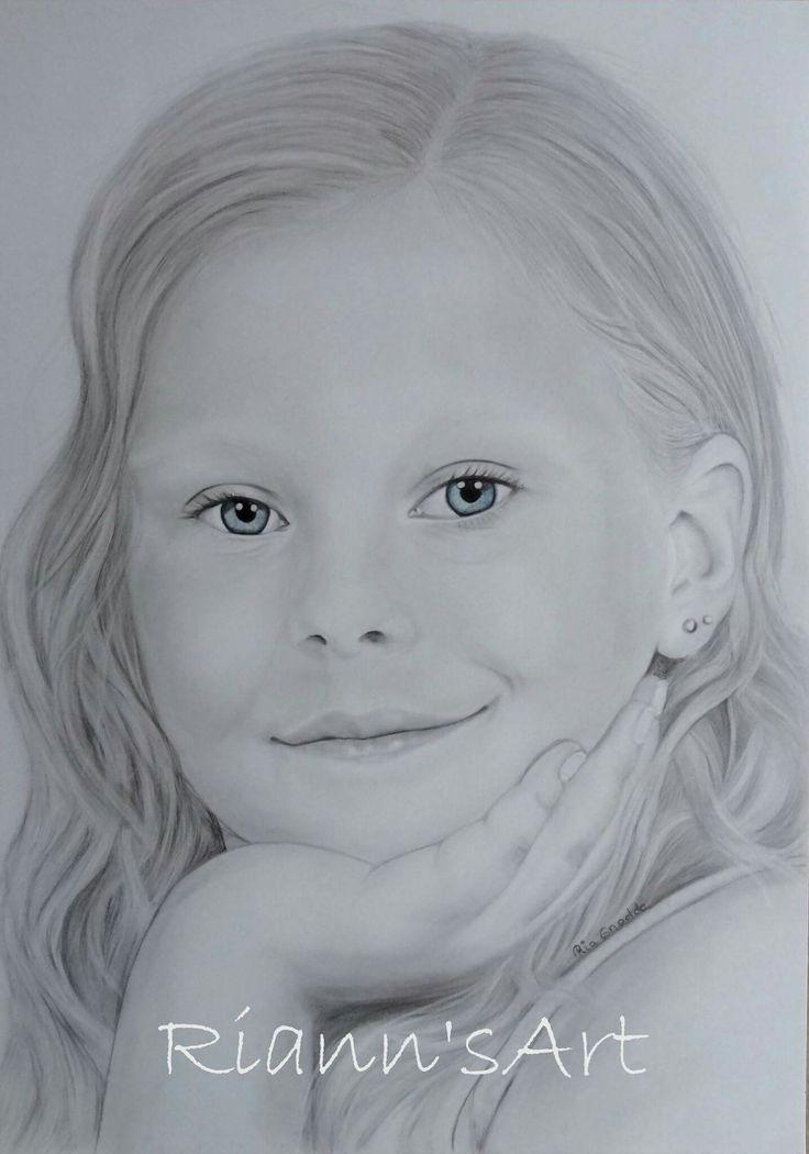 potlood tekening/ pencil drawing