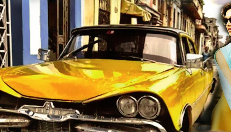 Οταν ο Χρόνος Σταμάτησε στην Κούβα