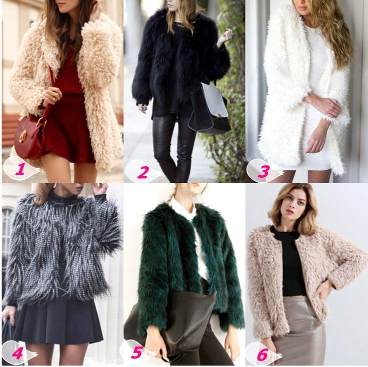 Moda Haftaları için Vazgeçilmez: Peluş Kürk Modelleri - //  #modahaftaları #peluşkürkmodelleri #sokakstili