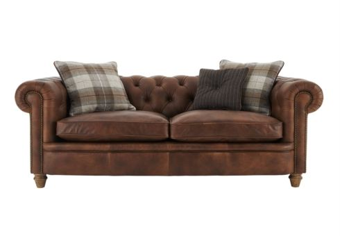 Chesterfield Sofas: Leather & Fabric | Furniture Village