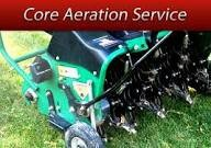 Benefits of core aeration at 256-773-0517 Hartselle, Decatur, Madison Alabama