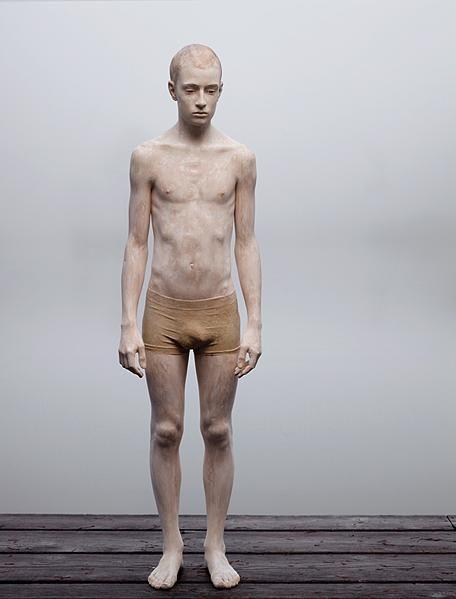Bruno Walpoth I wood sculpture